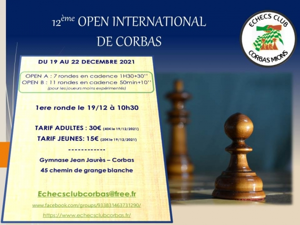 Open International de Corbas